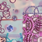 Art Print: Timefield - Laurel  Nathanson -  Eclectic Artisans