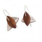 Blossom Earrings - Wide - Sarah Bourke -  Eclectic Artisans