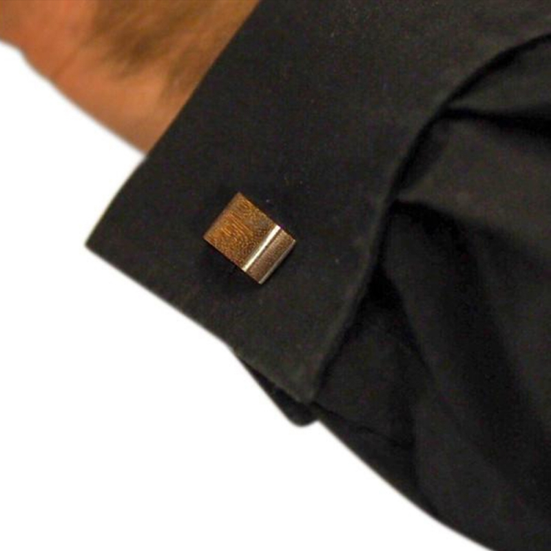 Allsorts Cuff Links - Sarah Bourke -  Eclectic Artisans