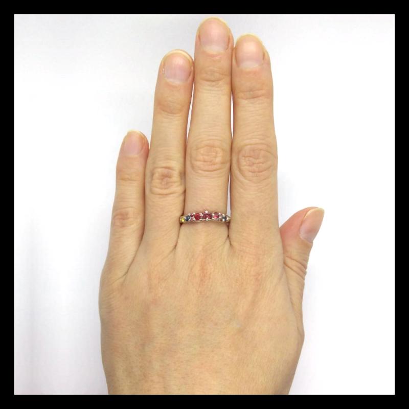 Erato Silver Ring - Joanna Sinska -  Eclectic Artisans