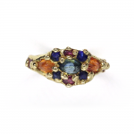 14k Yellow Gold Ring - Joanna Sinska -  Eclectic Artisans