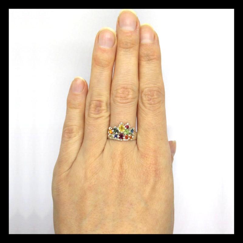 Layi Silver Ring - Joanna Sinska -  Eclectic Artisans