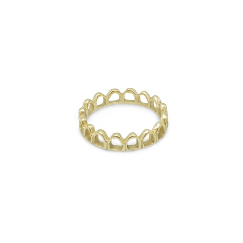 Arco Ring - Mon Pilar -  Eclectic Artisans
