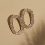 Cleo Hoop Earrings - Mon Pilar -  Eclectic Artisans