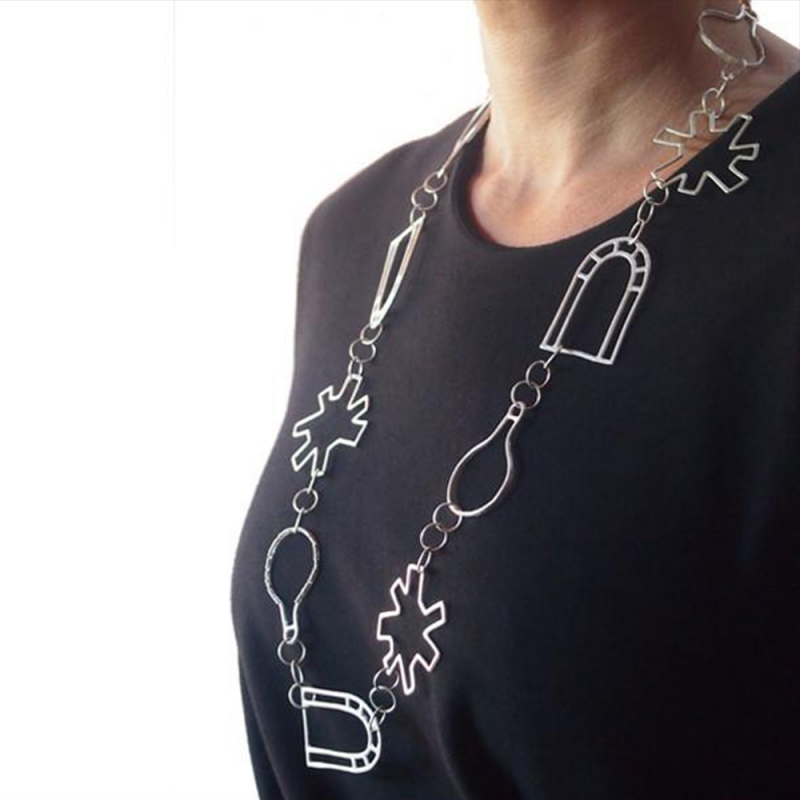 Bella Roma Necklace - Felicity Peters -  Eclectic Artisans