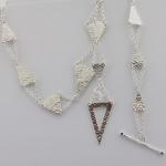 Alba Necklace - Beke   -  Eclectic Artisans