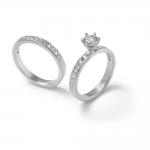 18ct Gold Engagement Ring - Shimara Carlow -  Eclectic Artisans
