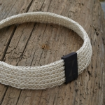 Necklace Paper Yarn - Theresa Zellhuber -  Eclectic Artisans