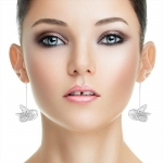 Spin Out Inside Out Earrings - Angela Giuliani -  Eclectic Artisans