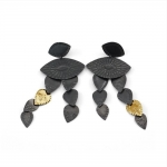 Ra's Tapestry of Tears Earrings - Tara Lofhelm -  Eclectic Artisans