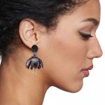 Flourish Earrings - Gemma Grace -  Eclectic Artisans