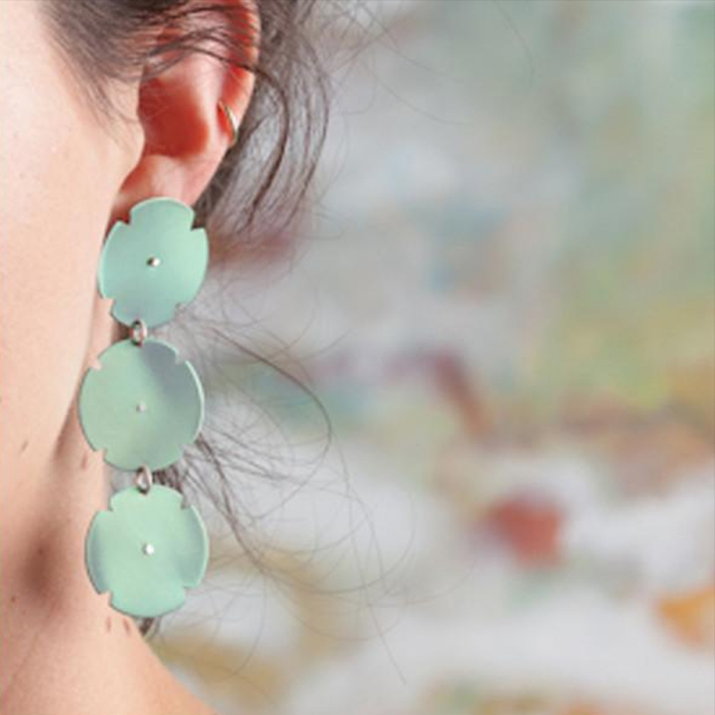 Florescence Earrings - Bethamy Linton -  Eclectic Artisans