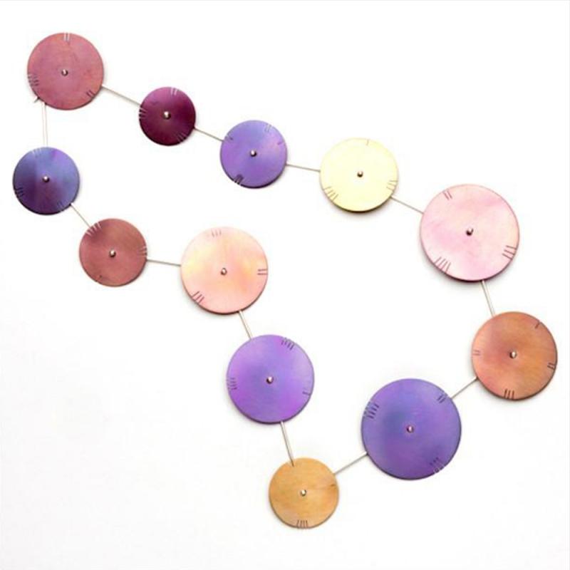 Florescence Necklace - Bethamy Linton -  Eclectic Artisans