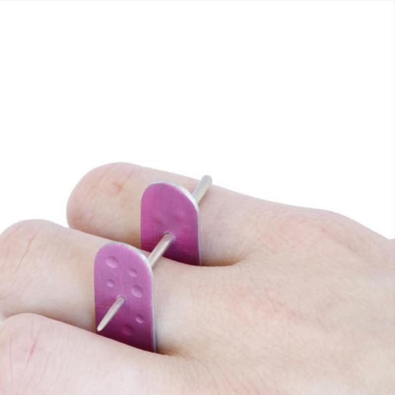 Dented Ring 1 - Katherine Grocott -  Eclectic Artisans