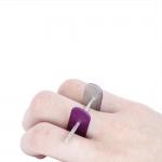 Dented Ring 2 - Katherine Grocott -  Eclectic Artisans