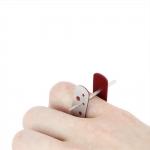 Spotty Ring - Katherine Grocott -  Eclectic Artisans