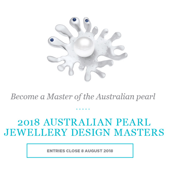 Cygnet Bay Pearl Design Competition